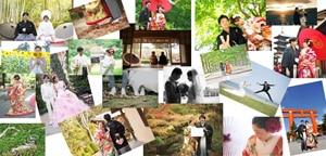 前撮り結婚写真を滋賀で和装前撮りやびわ湖前撮りをご利用の大切なお客様